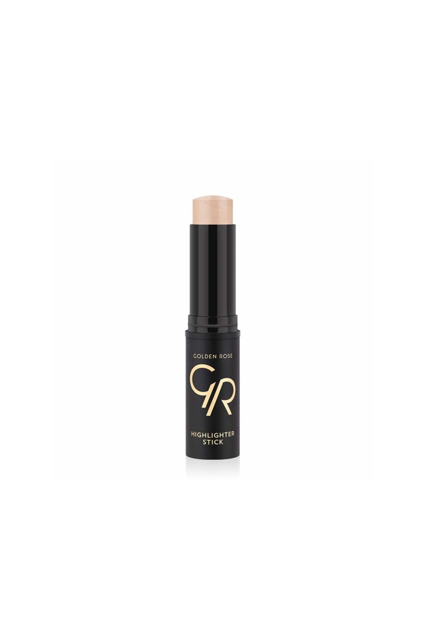 Gold Golden Rose Highlighter Stick No:01 Bright Gold