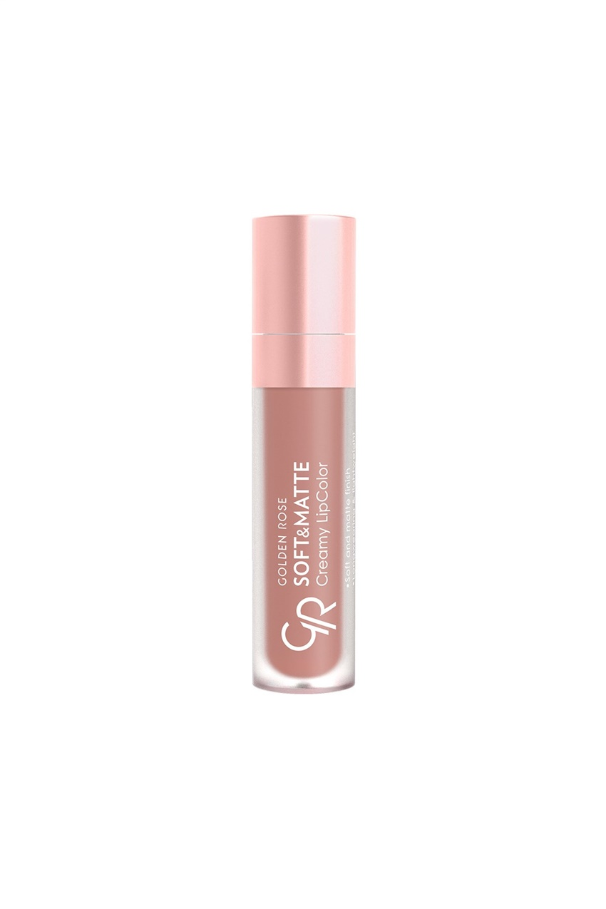 Mix Golden Rose Soft&Matte Creamy Lipcolor No:103